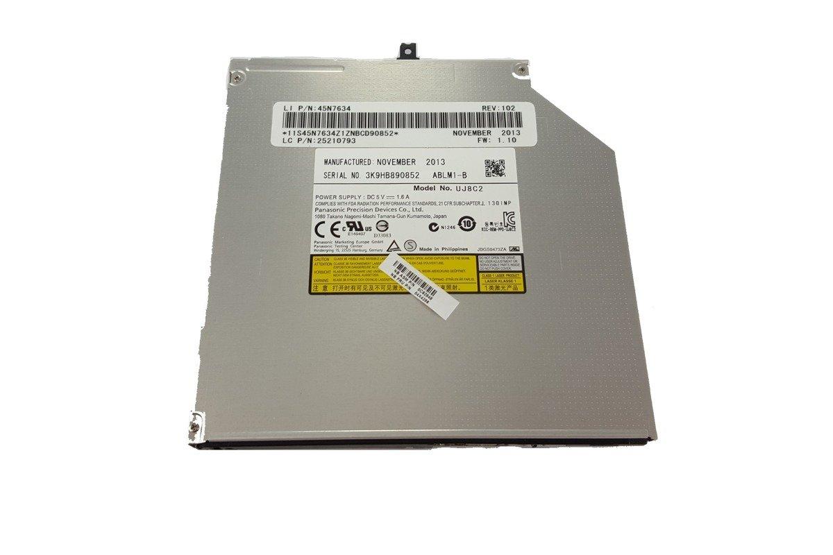 Burner drive DVD-RW Panasonic UJ8B2 UJ8C2 For Dell ASUS HP