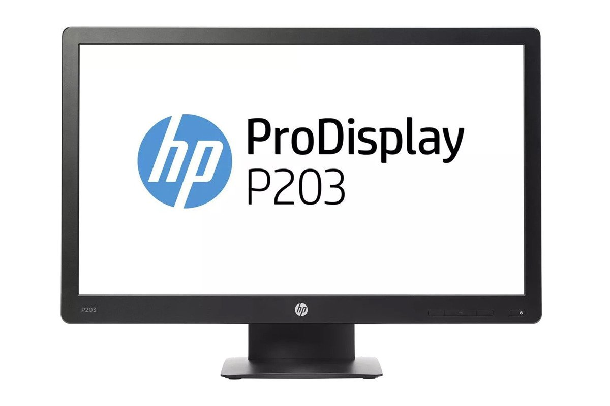 Display HP ProDisplay P203