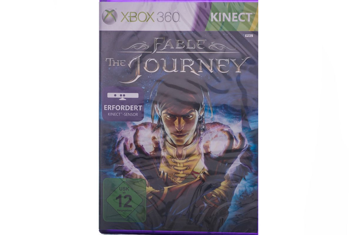 Game XBOX 360 Kinect. Fable The Journey (GER) 3WJ-00014