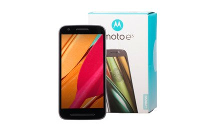 Lenovo Motorola Moto E3 8GB LTE Black grade A