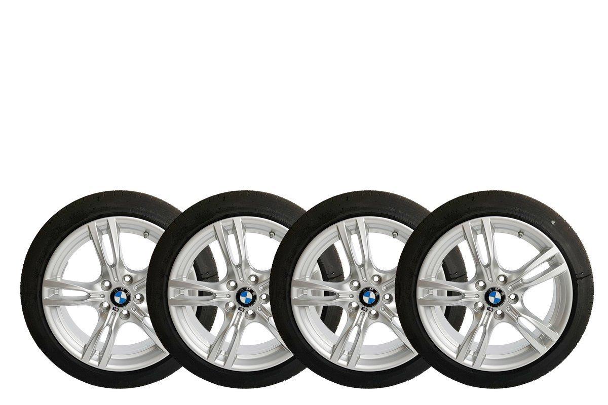 18 Zoll Sommerräder original BMW MPakiet Styling 400 Potenza
