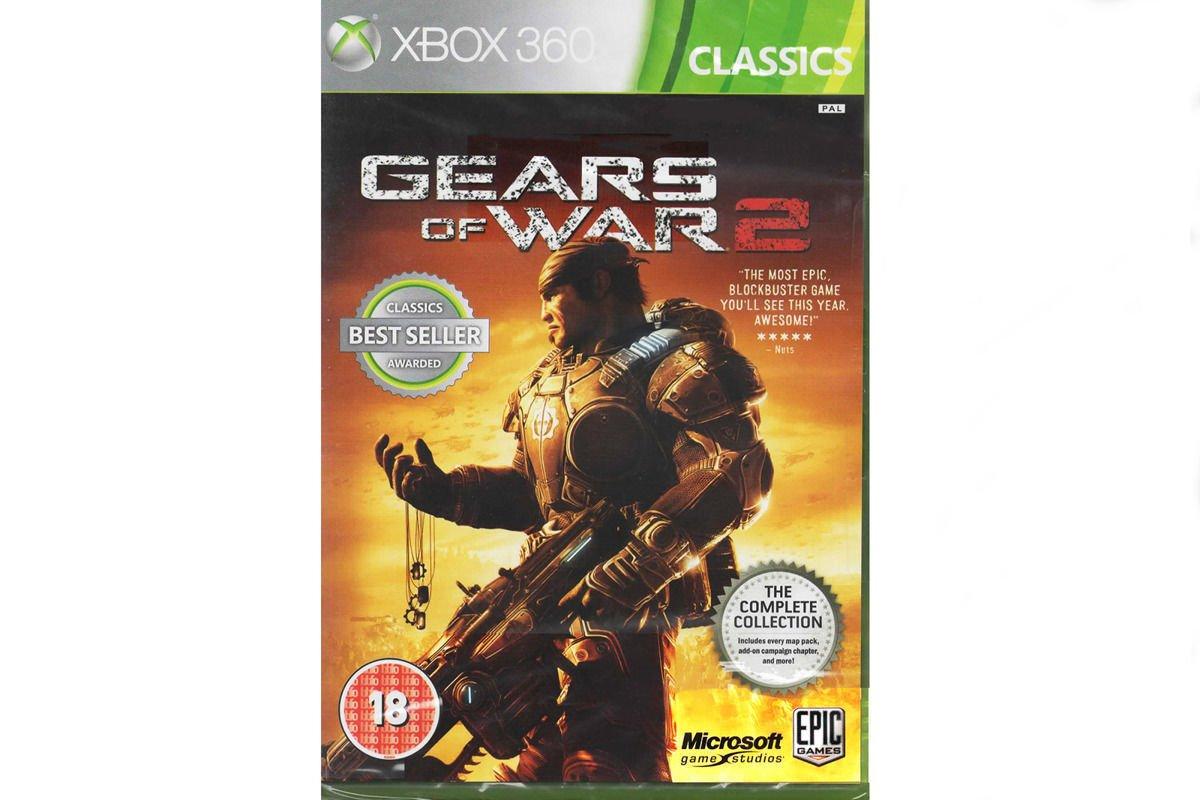 Gears of War 2 für Xbox 360 und Xbox One Neu in folie
