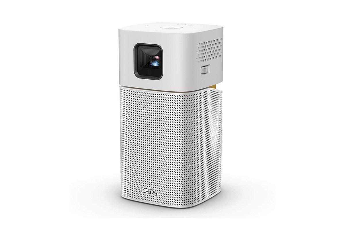 Neu OVP Portable Projektor BenQ GV1 mit Wi-Fi und Bluetooth-Lautsprecher