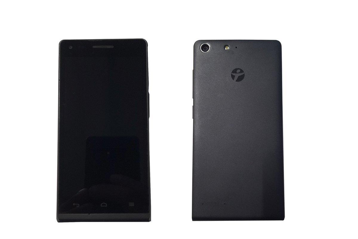 Smartphone Huawei Orange Gova Ascend G535 8GB Damaged
