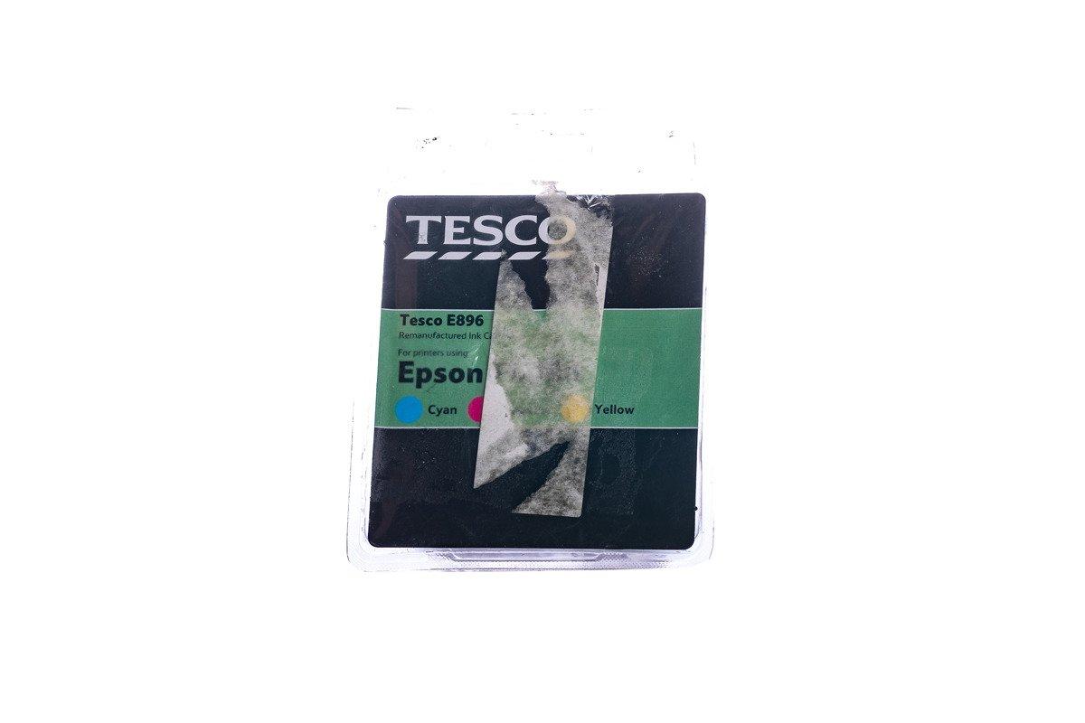 Tesco Tintenpatronen remanufactured Epson E0896 Cyan, Magenta, Gelb