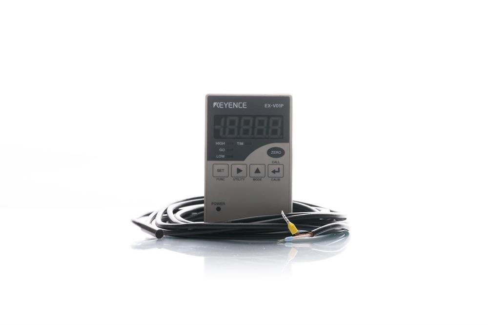 Keyence Verstärkereinheit PNP und Sensorkopf EX-V01P / EX-305V