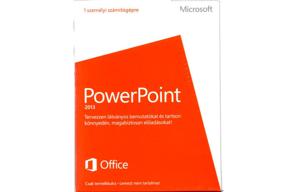 Neu OVP Microsoft Powerpoint 2013 079-05894 ungarische Medialess Eurozone