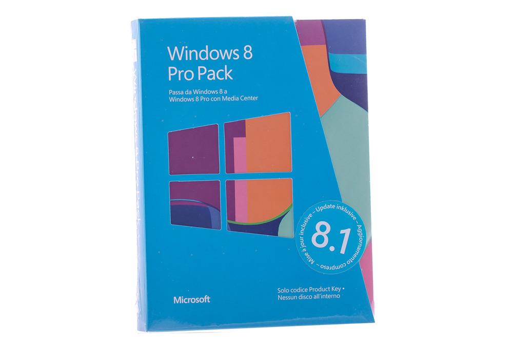 Neu OVP Windows Professional 8 Upgrade PC 5VR-00023 KEY 32/64 Bit Eurozone BOX