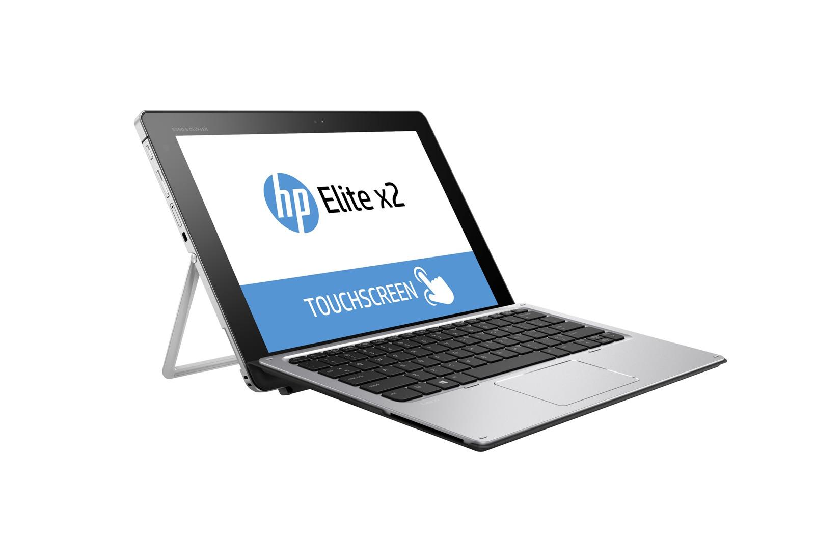 Notebook HP Elite x2 1012 G1 4 GB RAM 128 GB SSD