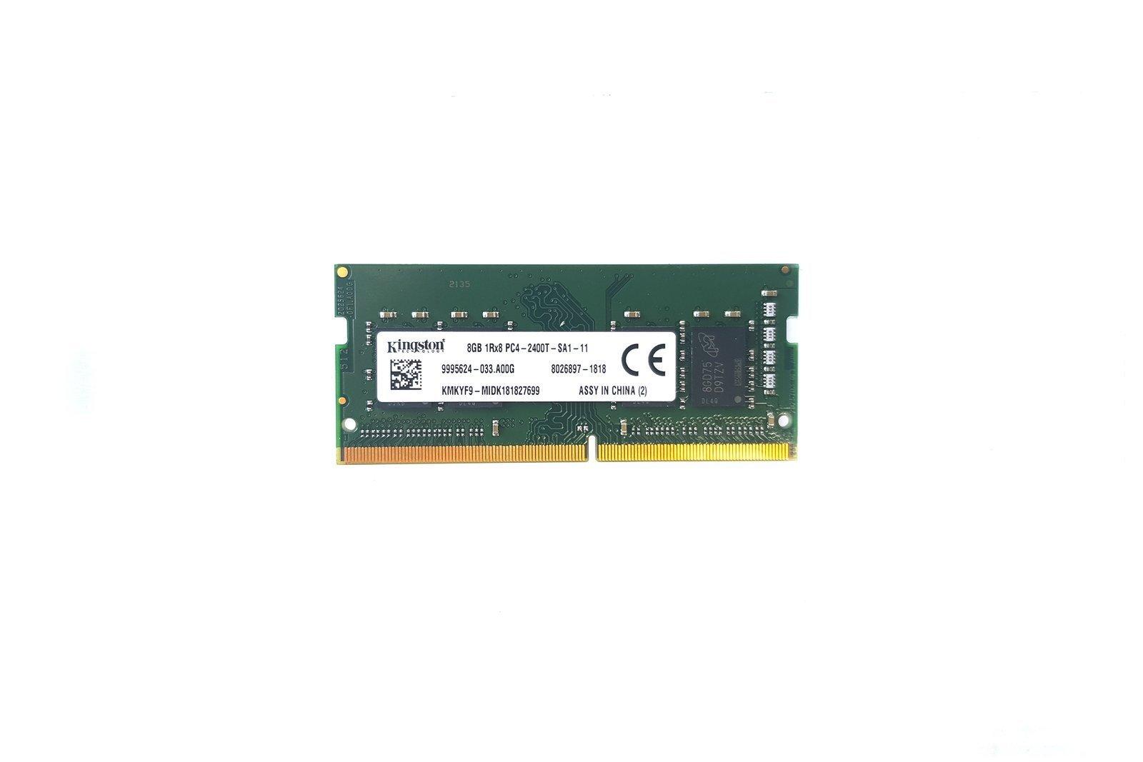SODIMM Speicher RAM Kingston 8GB DDR4 KMKYF9-MIB