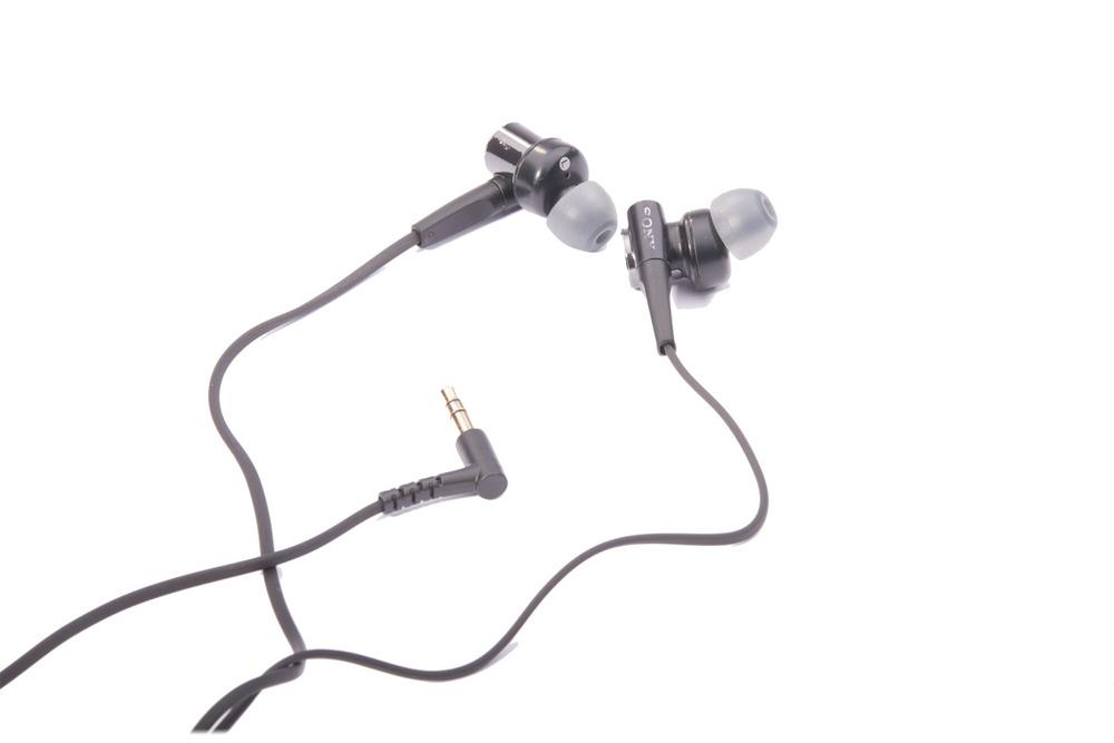 Sony MDR-XB50AP Kopfhörer Black Grade C