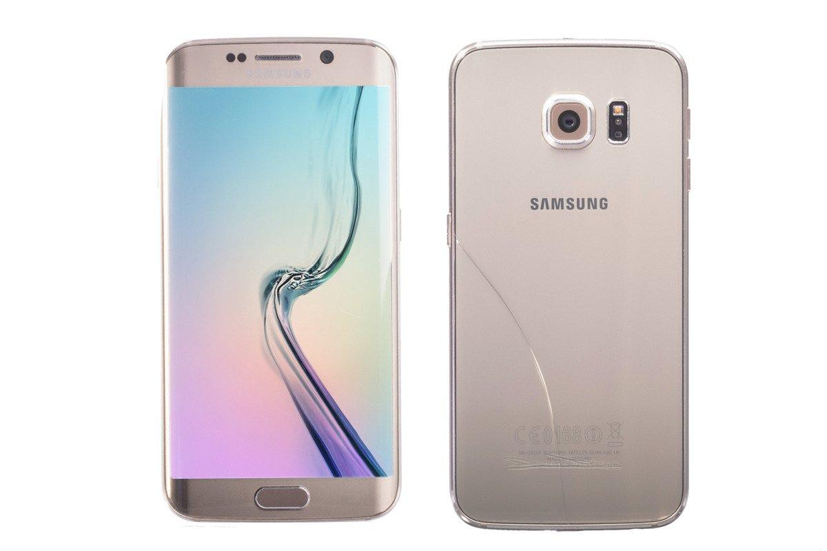 Samsung Galaxy S6 Edge Gold Platinum 32GB SM-G925F Grade C Pudełko zastępcze